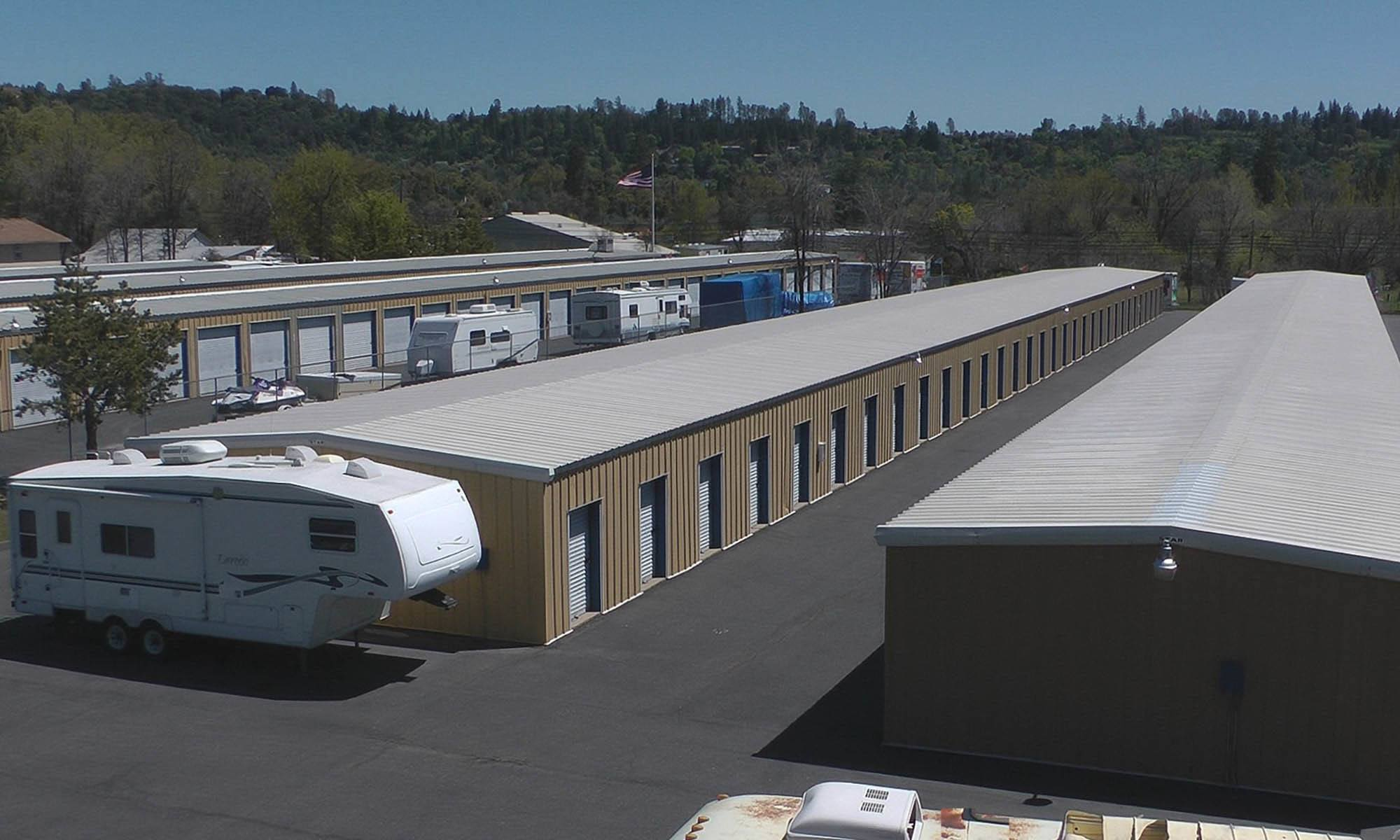 Self storage in Sonora California