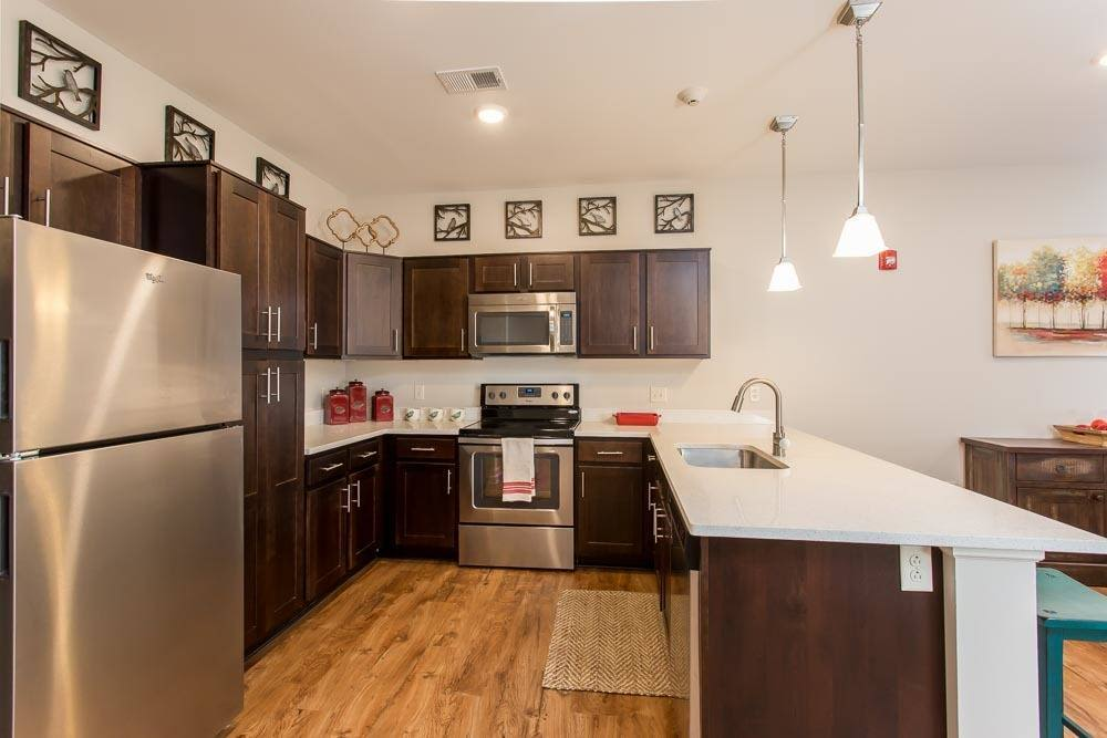 Our Kitchens at The Marquis at the Woods