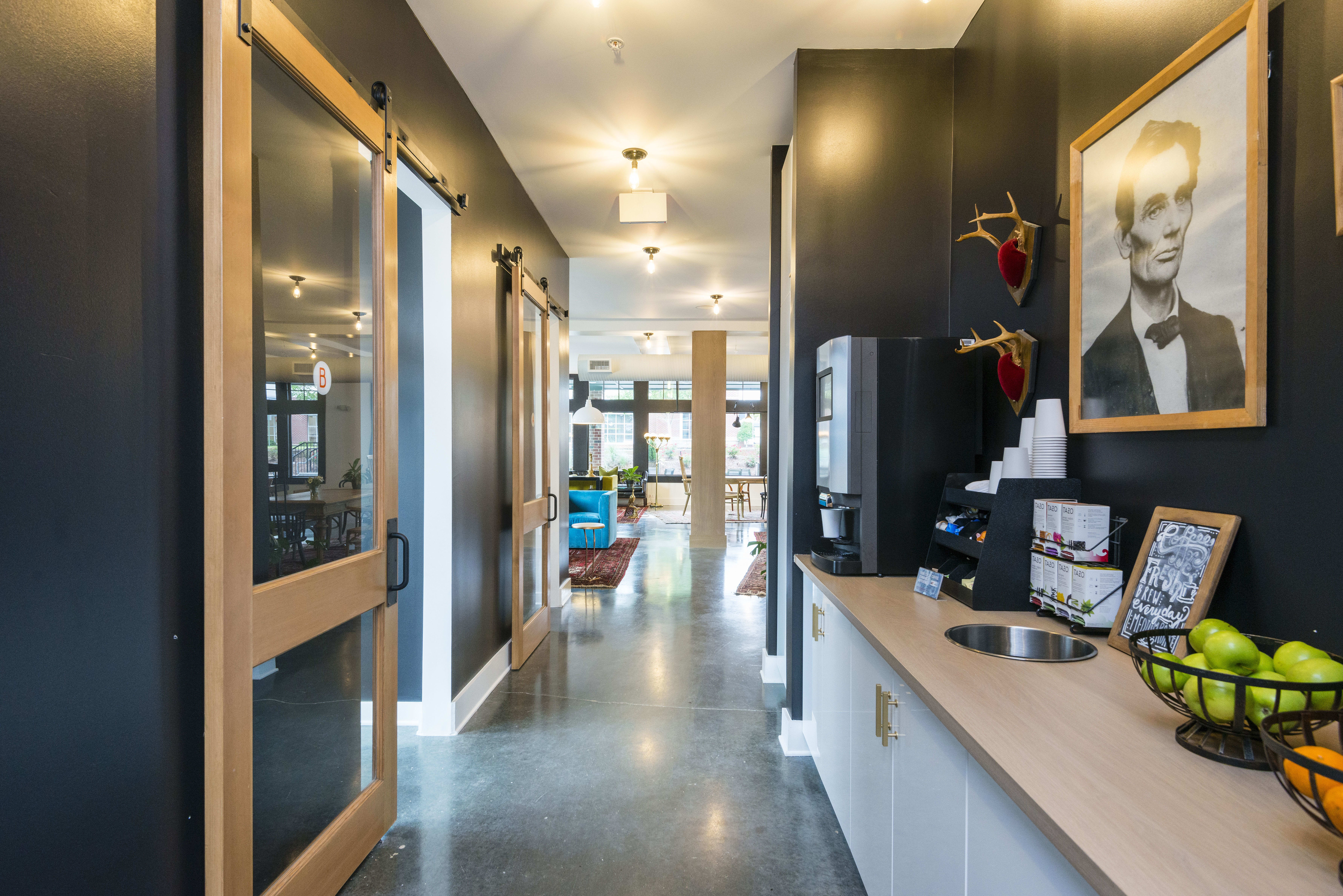 Private rentable offices in Chamblee