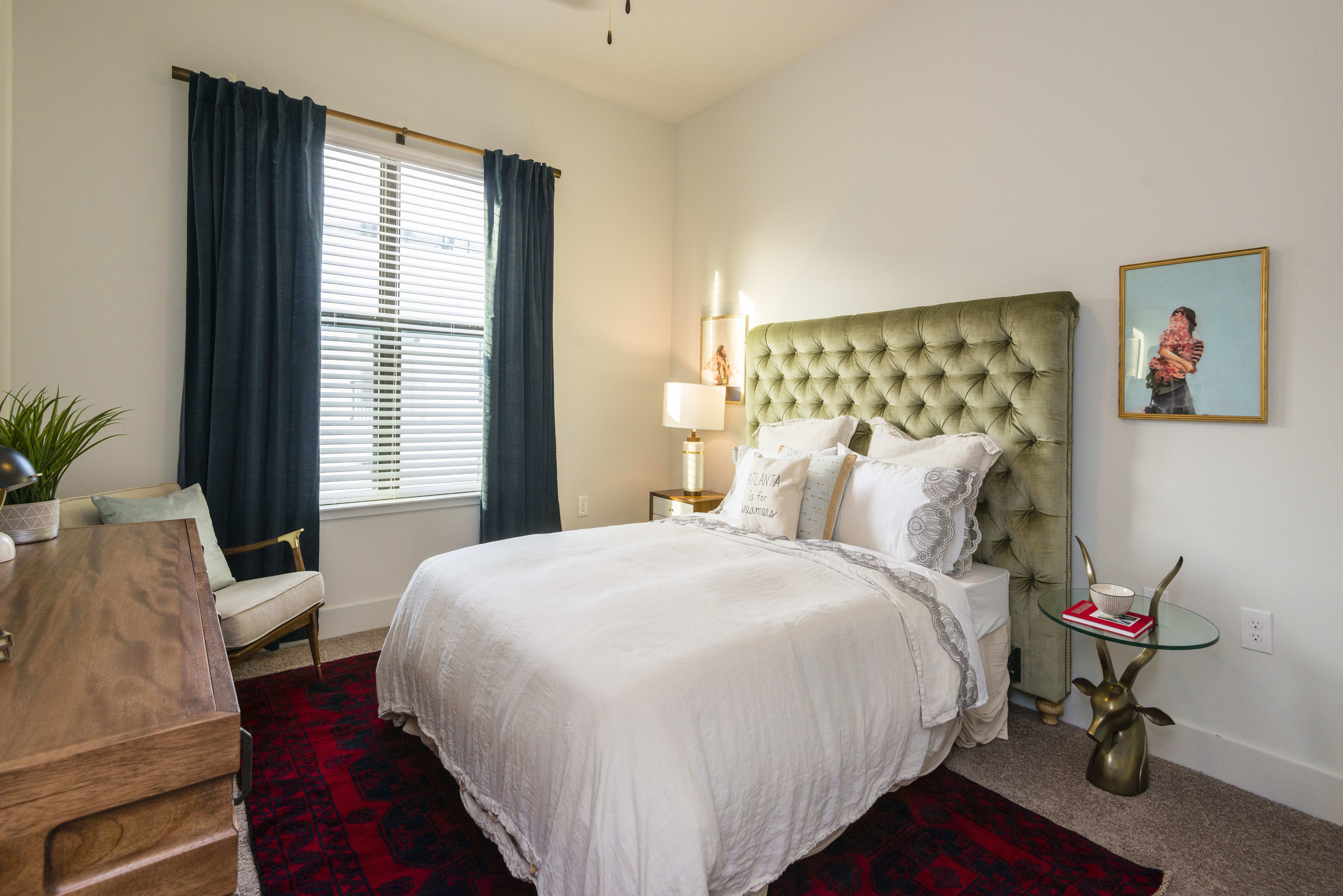 Bedroom at Olmsted Chamblee