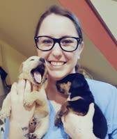 Kara at Copperas Cove Animal Hospital