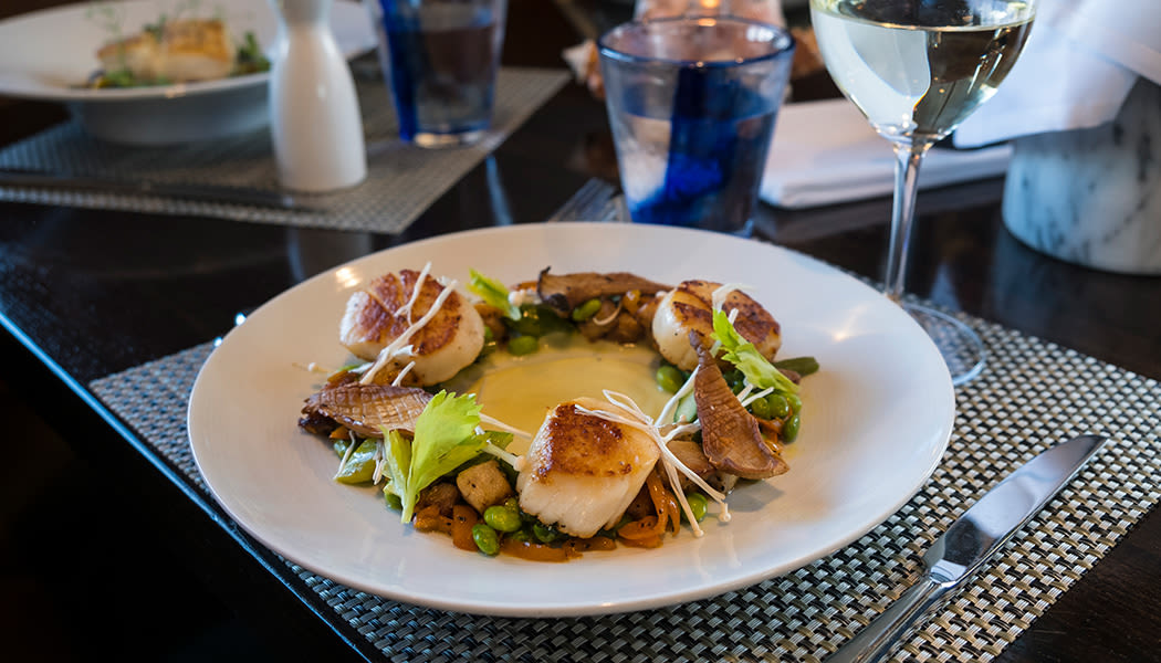 Amazing culinary creations await you at The Fairways of Ironhorse in Leawood
