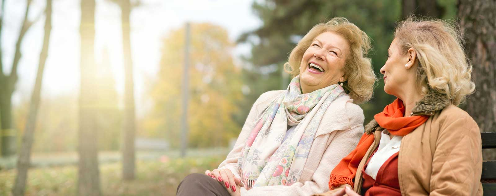 Levels of Senior Living care at senior living in Woodbridge