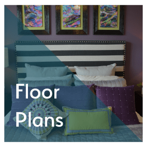 View floor plans at The Abbey at Medical Center in San Antonio