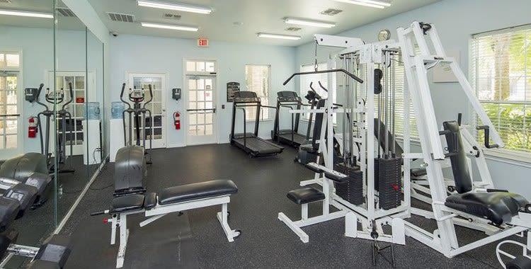 Veranda fitness center in Texas City, TX