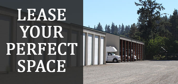 Our RV storage is the best in Salem