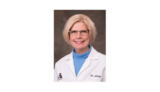 Dr. Stelmach Larkin of Larkin Veterinary Center.