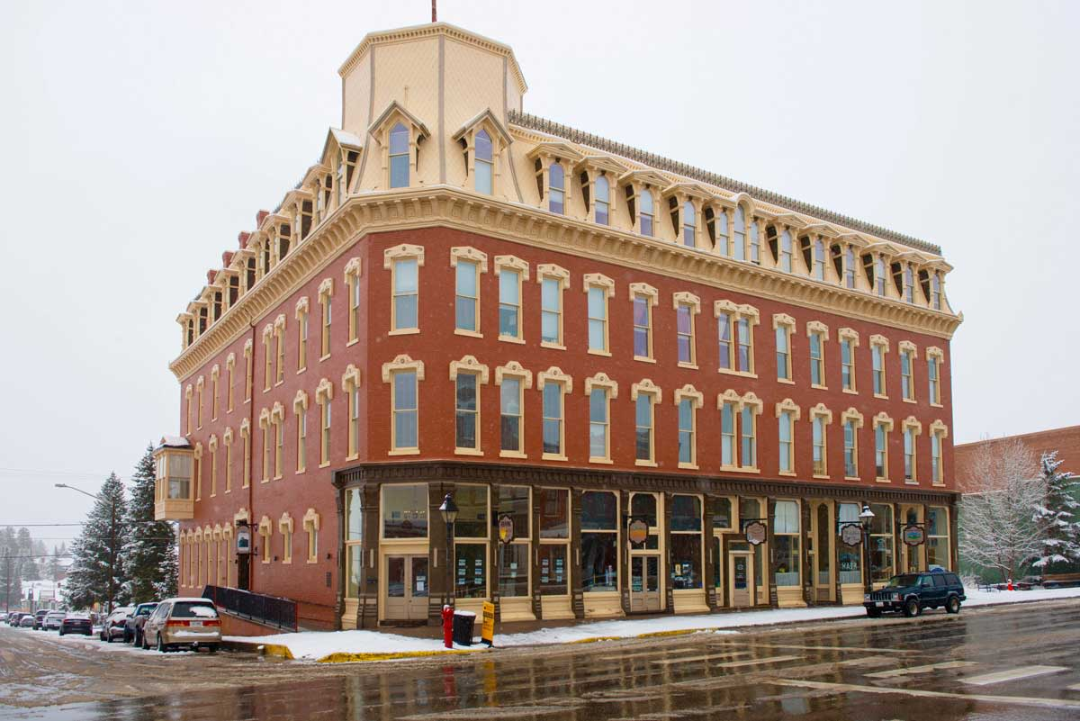 Historical architecture from Overland Property Group