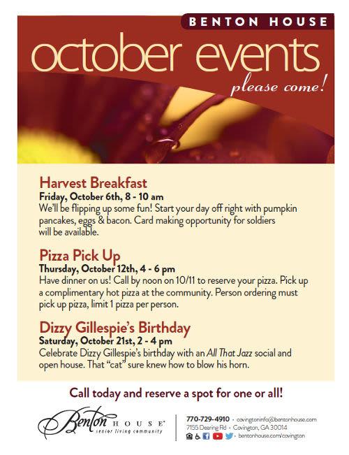 October Event
