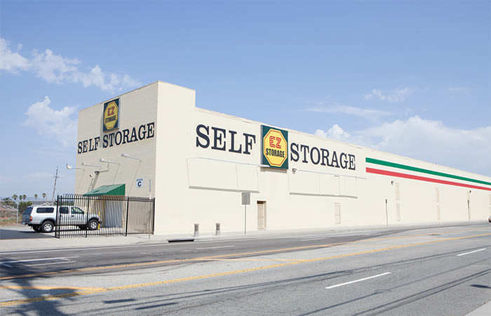 Visit Our Ez Storage Marina Del Rey Location