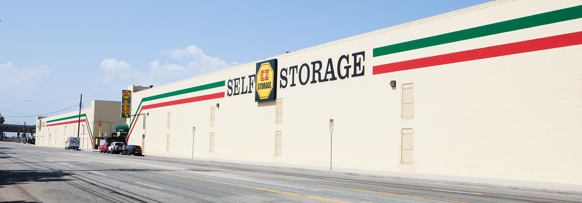 Self storage in Los Angeles CA