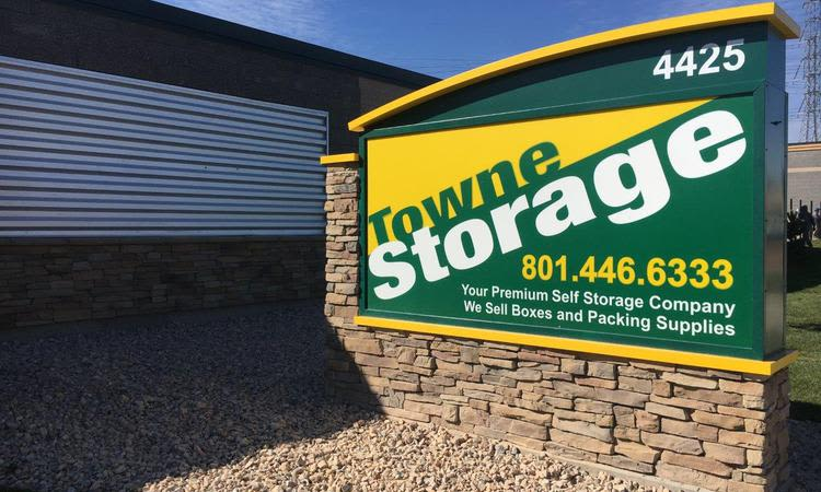 Self Storage Riverton Utah Near Herriman Towne Storage