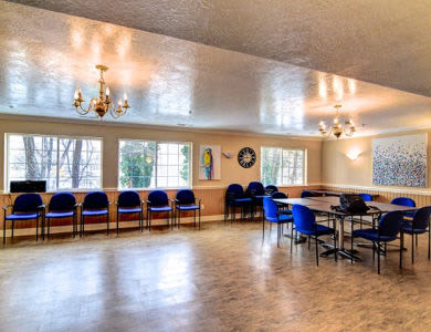 Spacious rooms at Pacifica Senior Living Millcreek