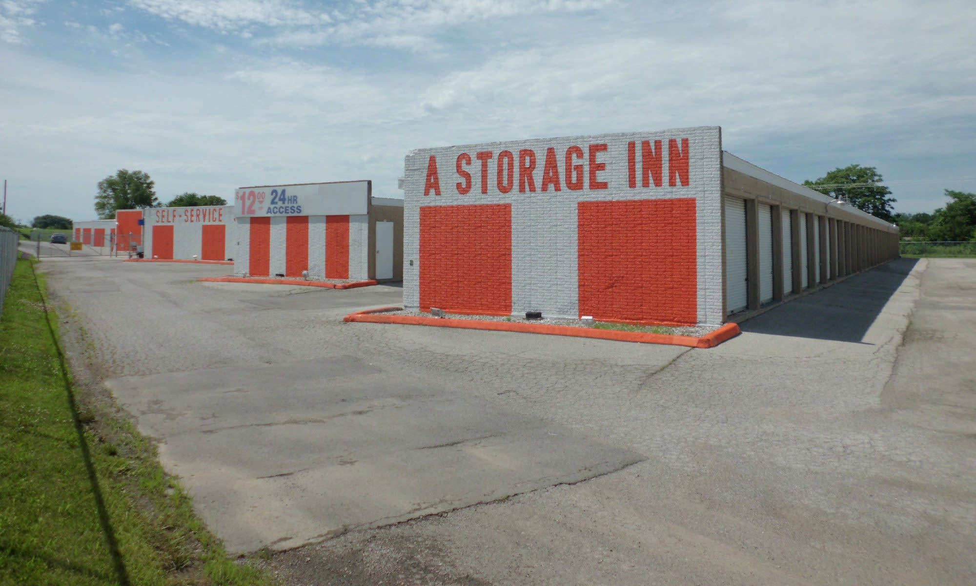Storage units available at A Storage Inn - O'Fallon in O'Fallon, IL