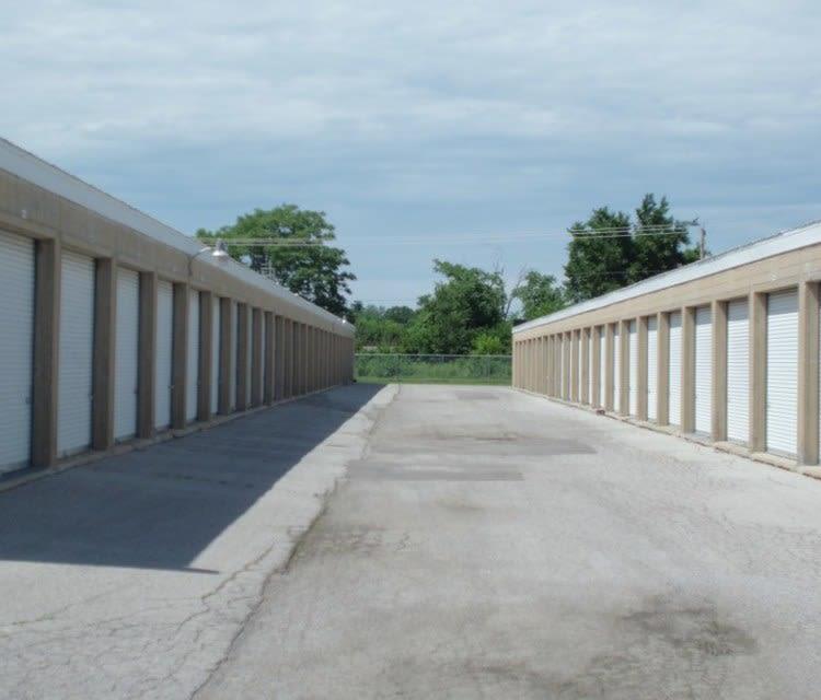 Units at A Storage Inn - O'Fallon in O'Fallon