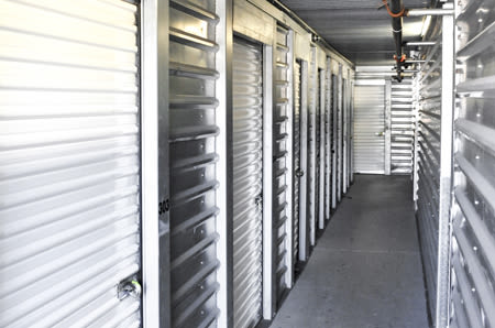 Indoor Units at StorQuest Self Storage in San Rafael, CA