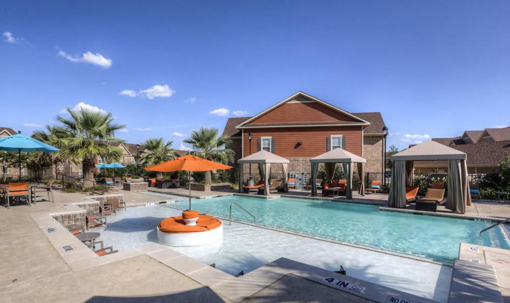 Pool at Villas at Spring Trails