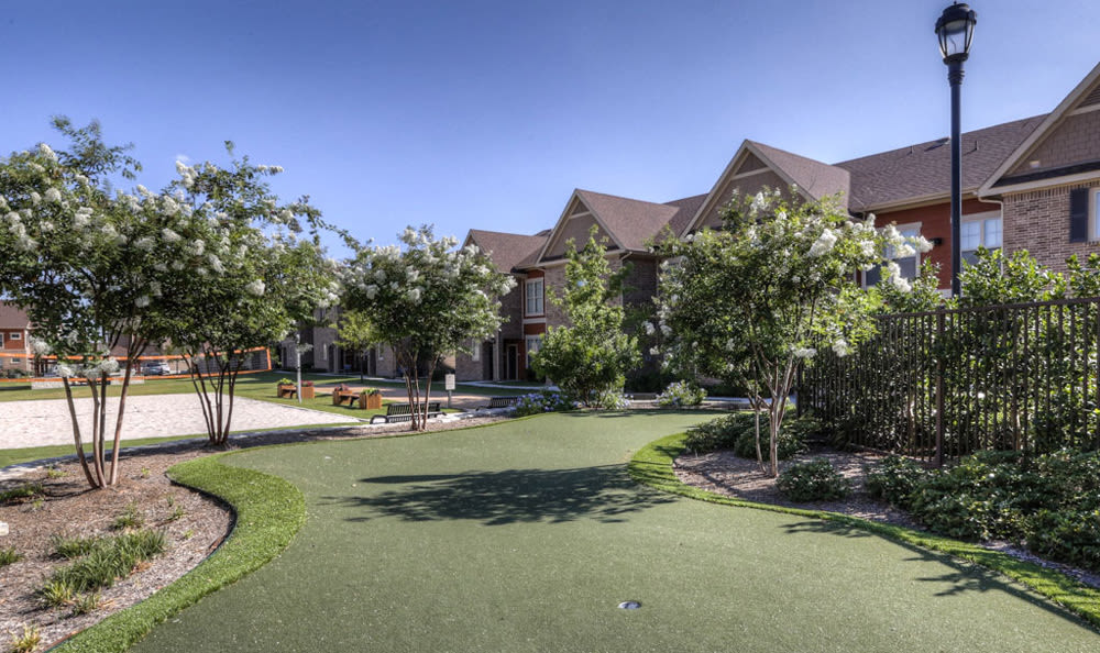 Golf Course at Villas at Spring Trails