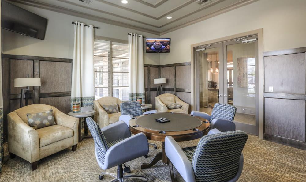 Meeting room at Villas at Spring Trails
