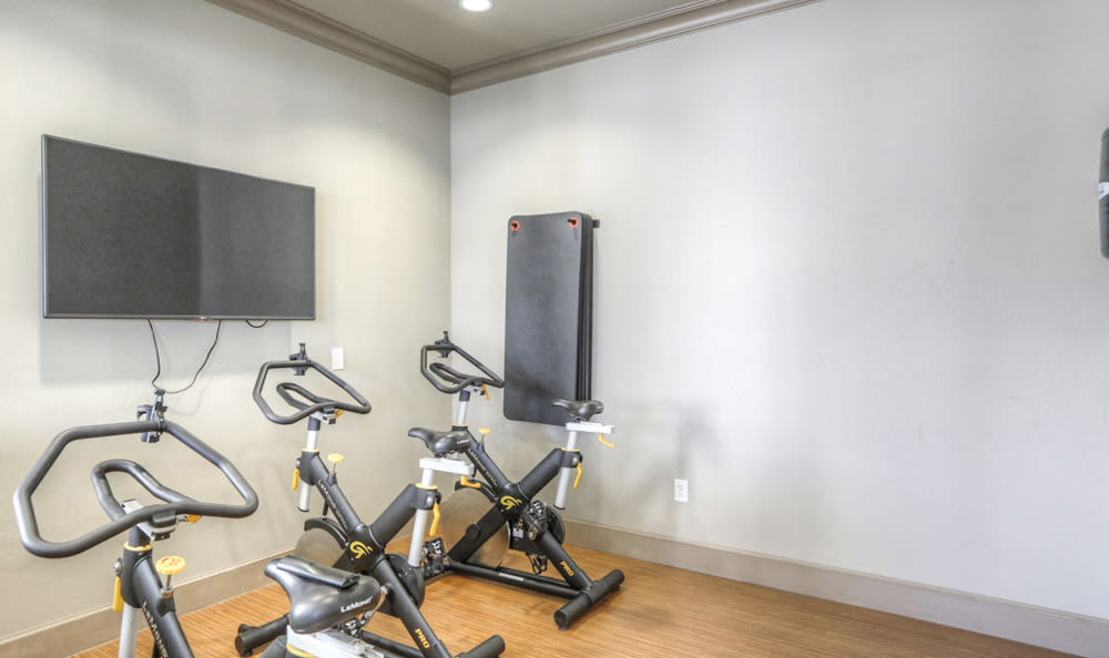 Fitness Center at Villas at Spring Trails