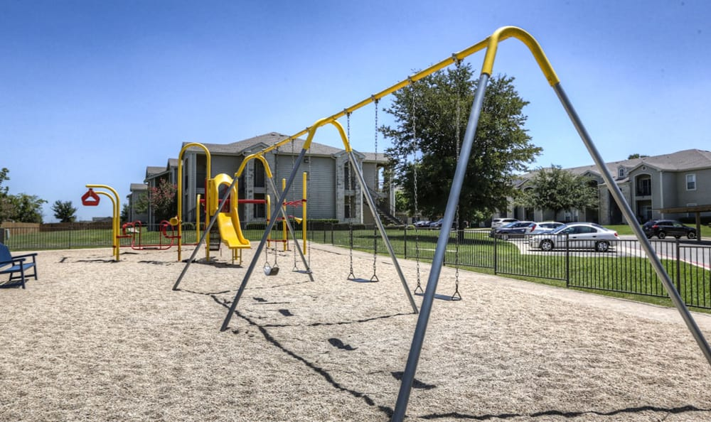 Playground at Stone Creek Apartments