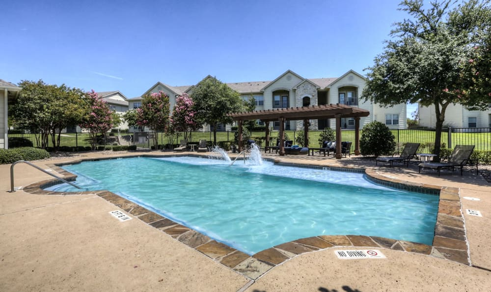 Daypool at Stone Creek Apartments
