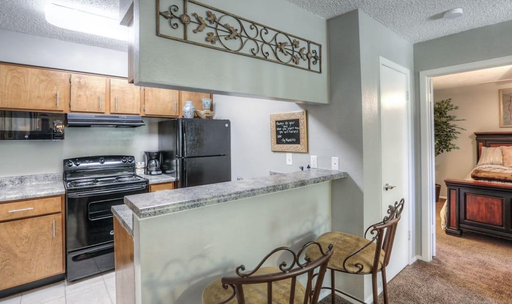 Kitchen at Copper Mountain