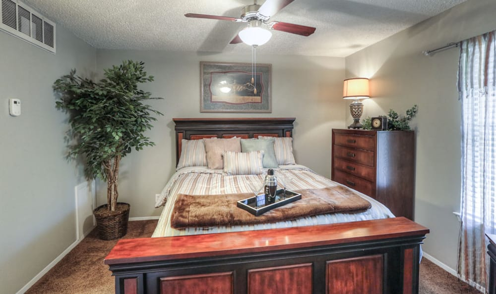 Bedroom at Copper Mountain