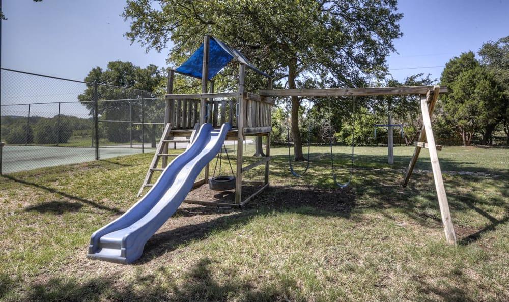 Playground at Twin Creek