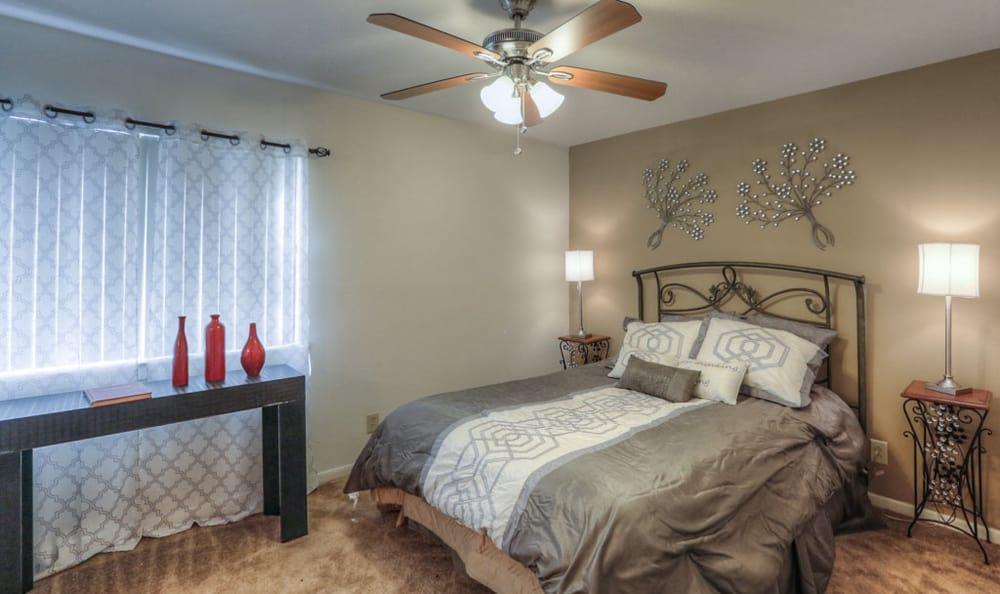 Bedroom at Twin Creek