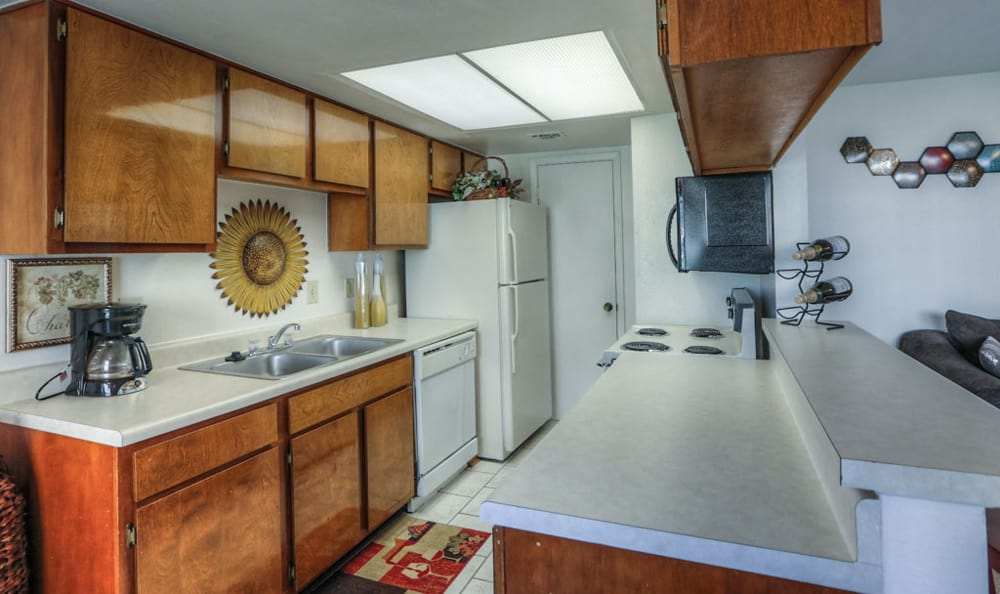 Kitchen at Twin Creek