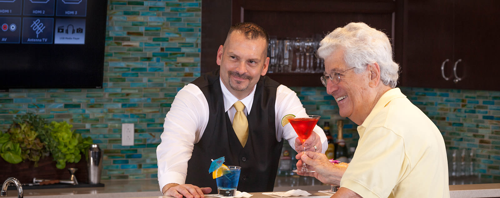 Find out more about our independent senior living offerings in Orlando