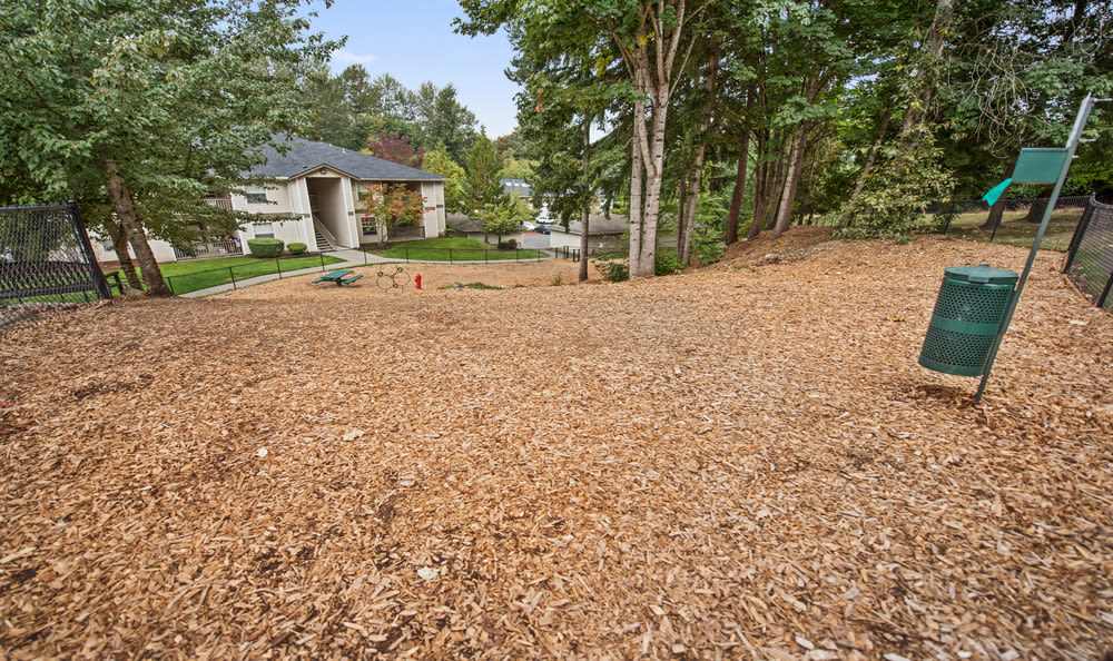 Bark Park at Pebble Cove Apartments
