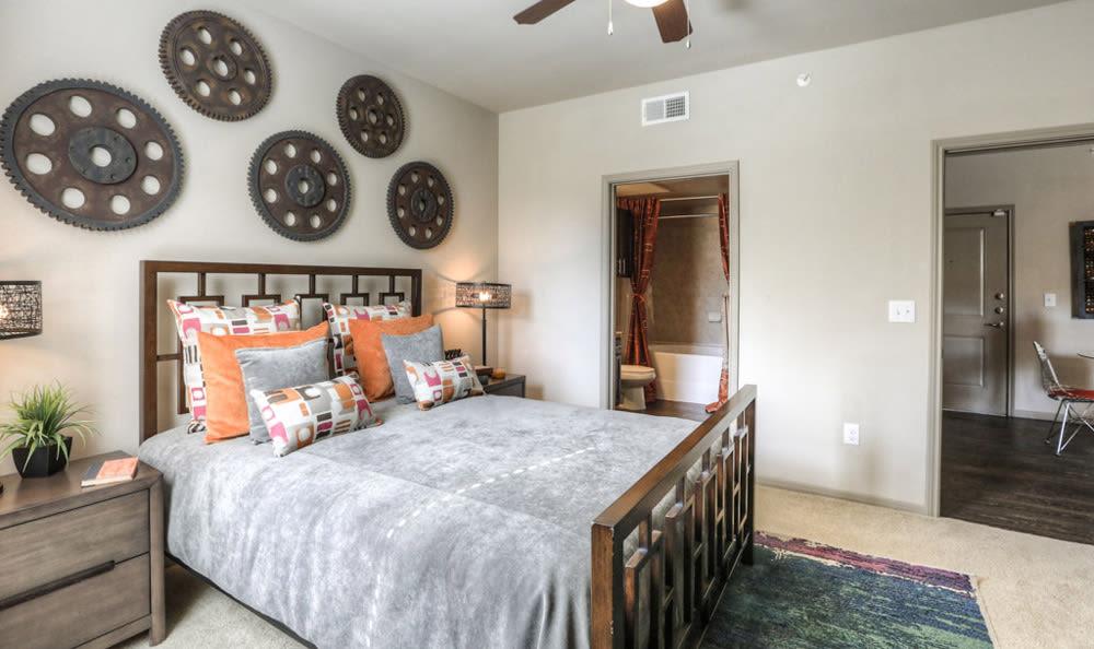 Bedroom at Villas at Spring Trails