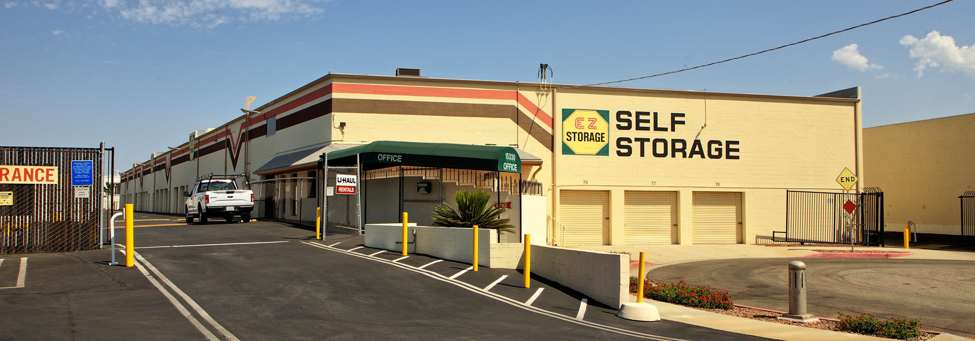 Self Storage In Van Nuys Ca