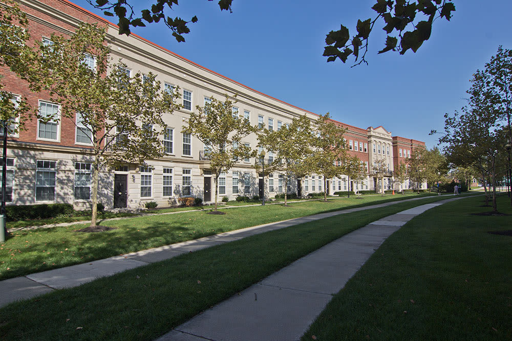 Easton Commons Apartments Columbus Ohio