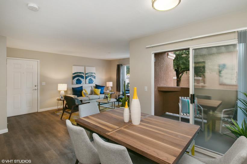 Modern Apartments at Ascent at Silverado