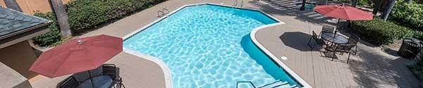 Community amenities at Seapointe Villas