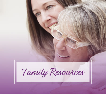 Learn more about family resources for Iris Memory Care of Turtle Creek in Dallas, Texas.