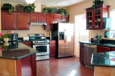 Spacious Kitchen in Pacifica Senior Living Belleair