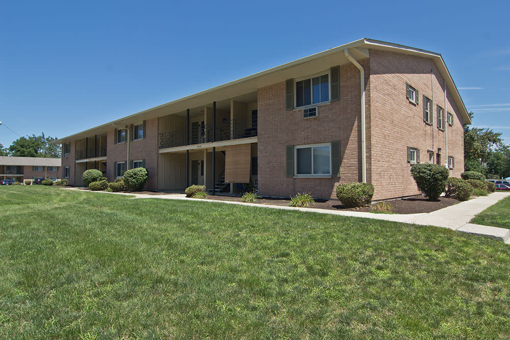 The Summit at Ridgewood features gorgeous apartments in Fort Wayne