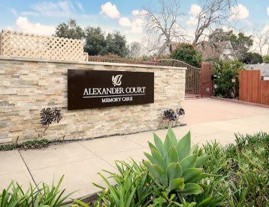 Welcome To Pacifica Senior Living Alexander Court In Santa Barbara, CA