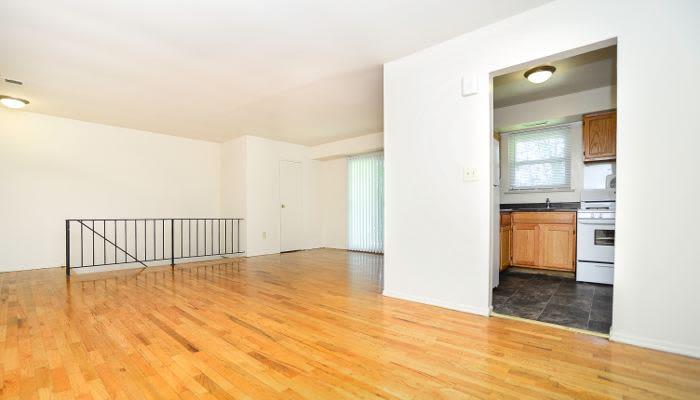 Bedroom at Post & Coach Apartment Homes
