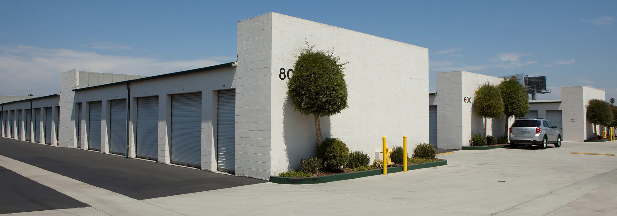 Self Storage In Encino