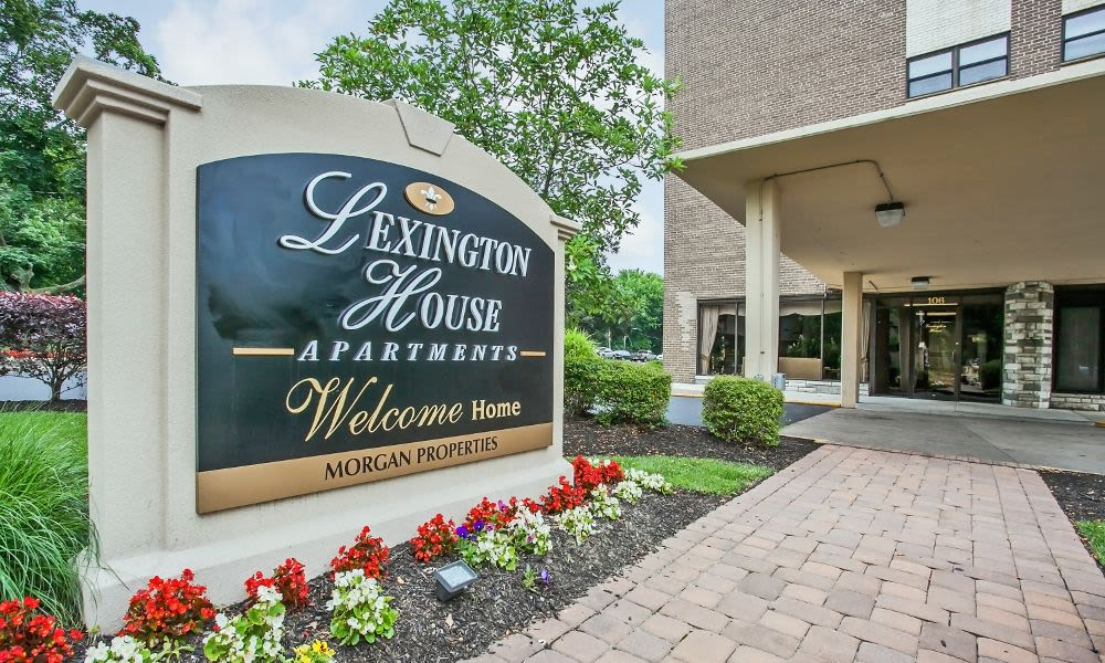 Welcome to Lexington House Apartment Homes in Cherry Hill, NJ