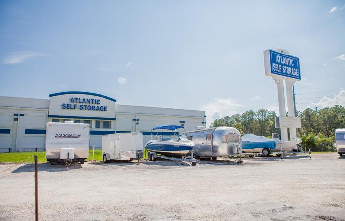 Learn more about our Atlantic Self Storage location at 4512 Collins Rd in Jacksonville, FL