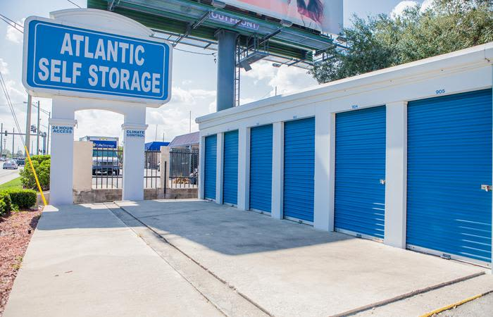 Learn more about our Atlantic Self Storage location at 912 Blanding Blvd in Orange Park, FL