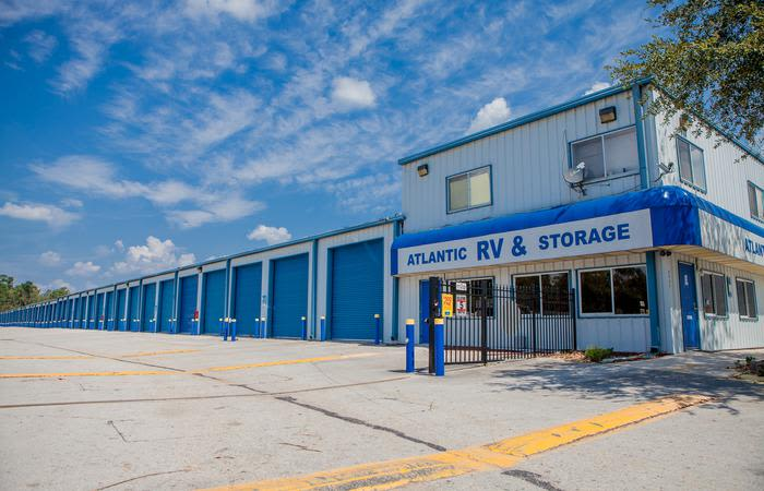 Learn more about our Atlantic Self Storage location at 5535 Shad Rd in Jacksonville, FL