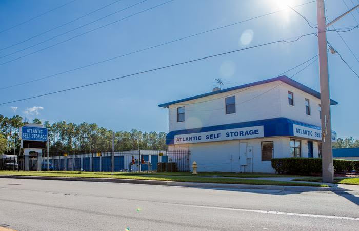Learn more about our Atlantic Self Storage location at 1650 Dunn Ave in Jacksonville, FL