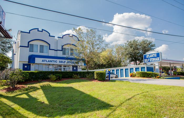 Learn more about our Atlantic Self Storage location at 7150 Blanding Blvd in Jacksonville, FL